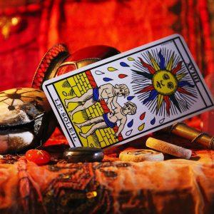 tarot, cards, clairvoyance